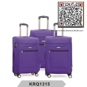 Aircraft Wheels EVA Inside Trolley Luggage Bag (KRQ1315) pictures & photos