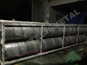Explosive Welding Nickle Alloy Bimetallic Clad Pipe pictures & photos