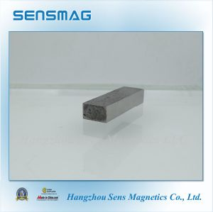 ISO Factory Manufacture Cast AlNiCo5 Block Magnet pictures & photos