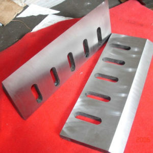 Pelletizer Knives High Speed Steel Crusher Blade pictures & photos