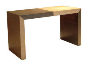 Modern Wood Hotel Table Hotel Furniture pictures & photos
