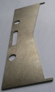 D2 Tool Steel Shear Blade for Industrial Printers pictures & photos