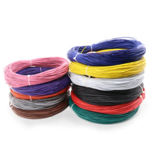 UL1185 Speaker Flexible and High Quality White Wire Insulated Cable