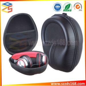 Headphone Organizer, Portable Stoarge Carrying Firm EVA Case Bag for Earphones