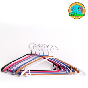 PVC Coated Metal Hanger for Suit