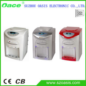 CE/CB/SGS Approved Hot Cold Desktop Water Cooler