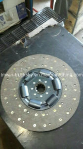 Faw Foton Sinotruck Steyr HOWO Truck Parts Clutch Disc pictures & photos
