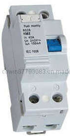 ELCB Circuit Breakers F360 pictures & photos
