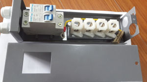Terminal Junction Box pictures & photos