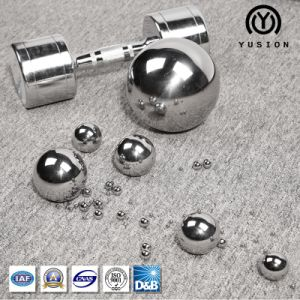 G10-G600 Yusion Factory Gcr15 Steel Ball (AISI52100)