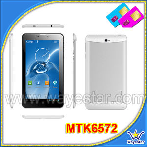 China Mtk6572 GSM 7 Inch City Call Android Phone Tablet PC