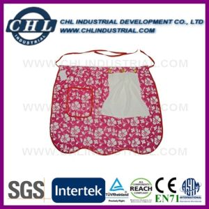 China Supplier Promotional Adjustable Microware Apron for Chef pictures & photos