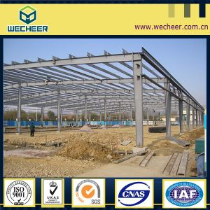 China Low Price Structural Steel Fabrication Steel Structure