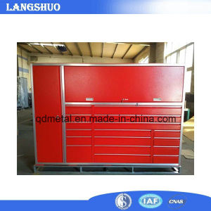 Used Industrial Metal Storage Tool Cabinets / Garage Tool Box Parts Cabinet