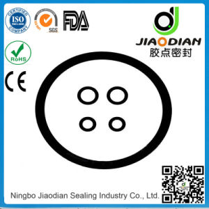 Viton O Rings Fixed Seals with SGS RoHS FDA Certificates As568 (O-RINGS-0035)
