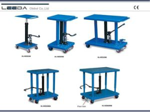 Hydraulic Lift Tables (HL-MD SERIES) pictures & photos