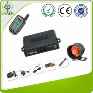 High Quality 2-Way Car Alarm with Engine Start. pictures & photos