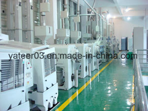 120t/D Automatic Rice Mill, Rice Milling Machine, Complete Rice Miller pictures & photos