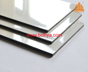 White Aluminium Panel : China aluminum composite panel alupanel glossy white acm acp