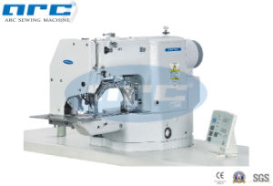 Automatic Punching Sewing Machine for Cap Hole Sewing (AC-430D-03)