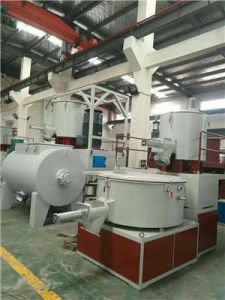 Srlw1000/3000 Hot/Cool Combined Mixer for Plasting Mixing Machine pictures & photos