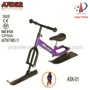 Kid Snow Sled/Scooter Snow Bike (Accept OEM service)
