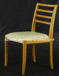Solid Wood Restaurant Chair (DS-C520)