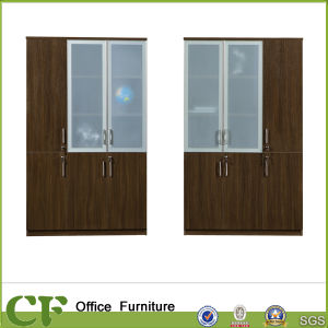 China Wooden Office Furniture File Cabients with 3 Doors