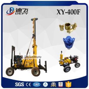 400m Depth Hydraulic Drilling Machine for Borehole pictures & photos