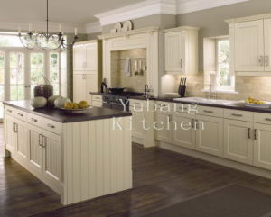 Solid Wood Kitchen Cabinet and Kitchen Furniture #224 pictures & photos