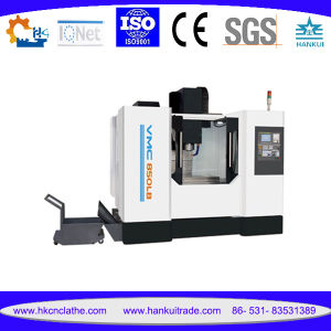 Vmc850L CNC Vertical Milling Machine with Drum-Type Tool Magazine pictures & photos