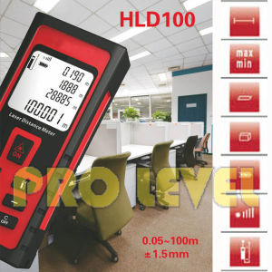 100m Hand-Held Laser Distance Meter (HLD100) pictures & photos