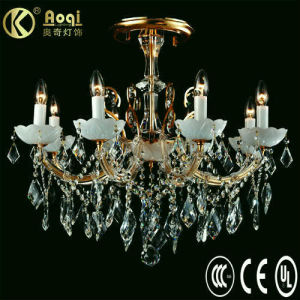 2011 Modern Luxury Crystal Ceiling Lamp (AQ50008-8) pictures & photos