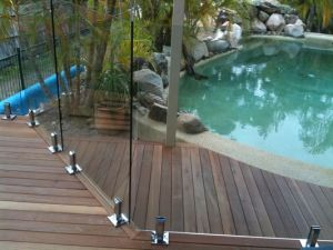 Toughened Pool Fence Glass (MODEL 01)