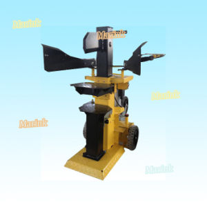 Hot Selling Vertical Log Splitter / Wood Log Cutter (ES-002) pictures & photos