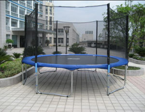 High Quality Fitness Trampoline/Amusement Equipment pictures & photos