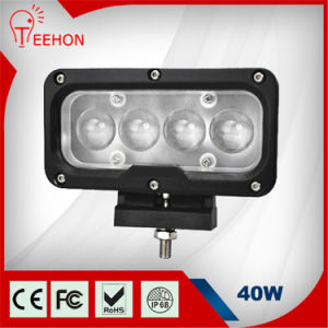 5inch 40W CREE LED Work Light with 4D Lens pictures & photos