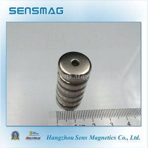 Manufacture High Quality NdFeB Pot Magnet for Industrial pictures & photos