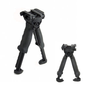 20mm Tactical Military Foregrip Swivel Foldable Bipod