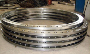 Steel Tube Tower with Forging Flange pictures & photos