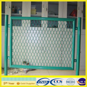 PVC Coated Expanded Metal Mesh (EM003) pictures & photos