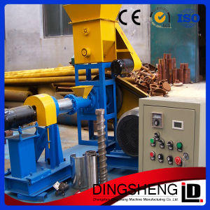Fish Feed Pellet Making Machine, Floating Feed Pellet Production Line pictures & photos