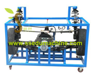 Automobive Trainer Educational Equipment Independent Rear Teaching Equipment Training Model