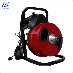Electric Drum Pipe Cleaning Machine (AU50)