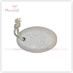 Egg Shaped Foot Massage Pumice Stone pictures & photos