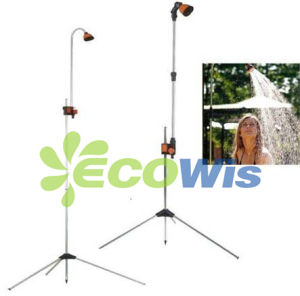 Garden Shower with Adjustable Head and Tripod pictures & photos