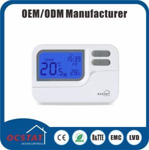 Factrory Direct Selling Electronic Digital Room Thermostat pictures & photos