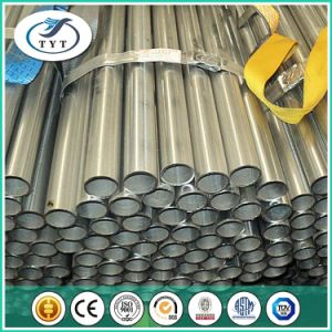 Pre Galvanized Steel Pipes Tubes/Pre Galvanized Welded Pipe pictures & photos