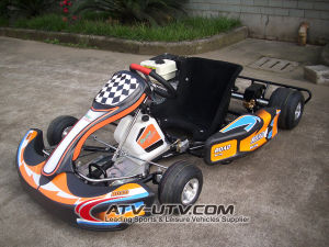 4 Stroke 200cc Racing Go Karts (GC2001) pictures & photos