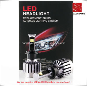New Arrival LED Headlight LED for Light for Car/Truck 6000k H1 with Fan pictures & photos